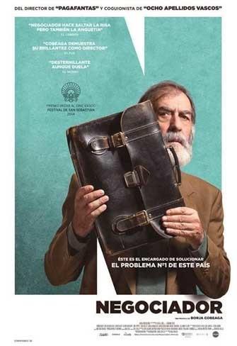 'Negociador', rompiendo tabúes sobre el conflicto vasco