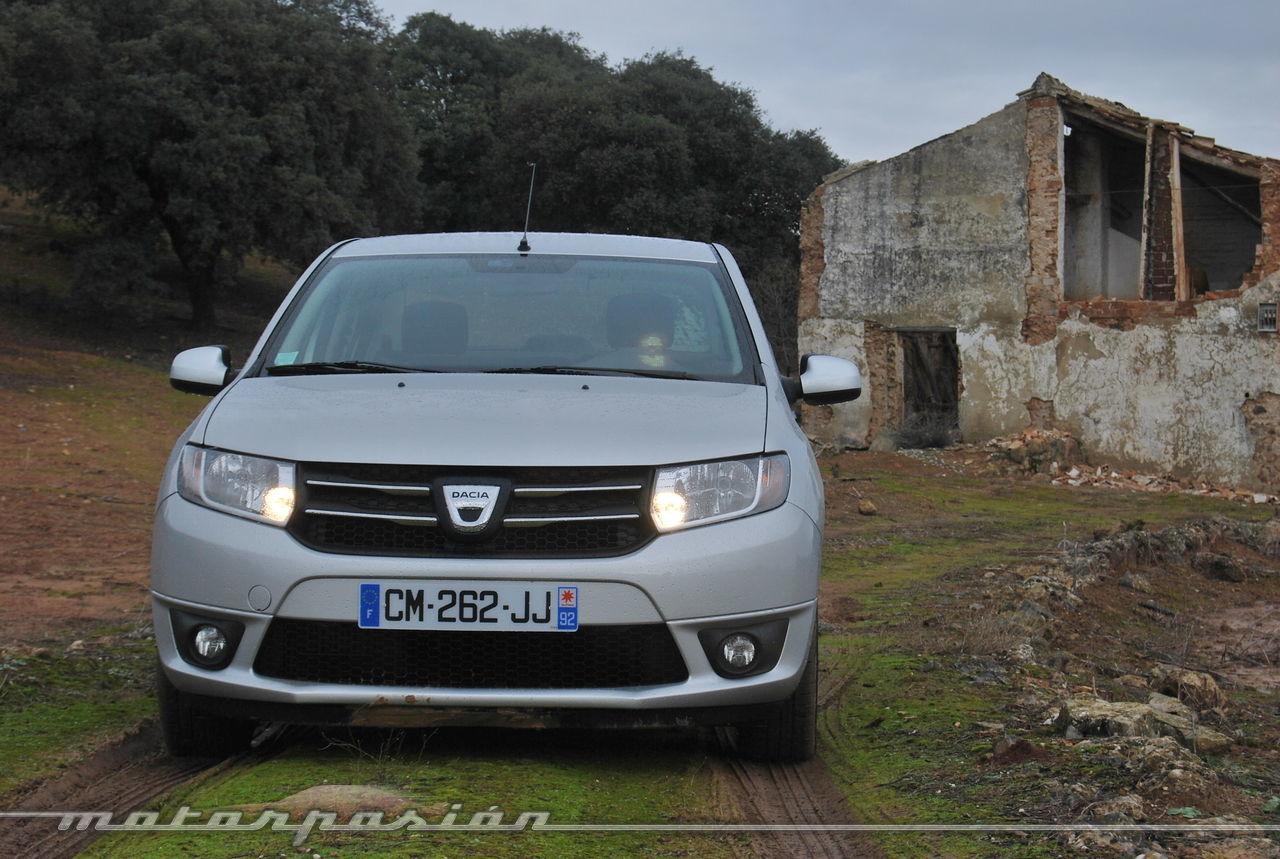 Foto de Dacia Logan 2013 (presentación) (2/22)