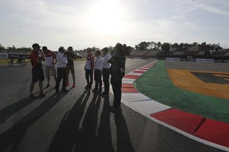 Por petición de los pilotos de MotoGP, a partir de mañana Montmeló volverá a la chicane de la F1