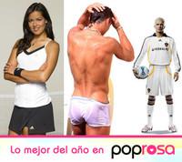 Lo mejor de Poprosa'07: los famosos del deporte
