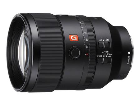 Sony 135mm F1.8 GM: Un nuevo teleobjetivo luminoso para cámaras full frame de Sony