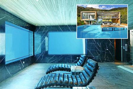 Piscinas transparentes para sentirse como pez en el acuario - Acuario en casa ...