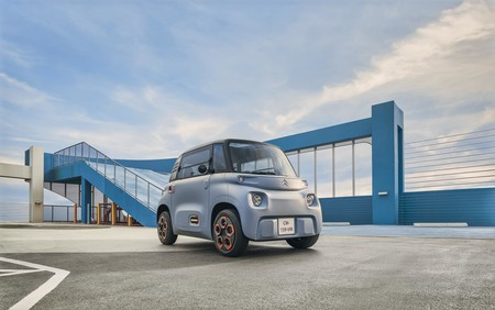Citroën Ami: el mini coche eléctrico que no necesita carné estará a la venta este año desde 6.900 euros... y solo por internet