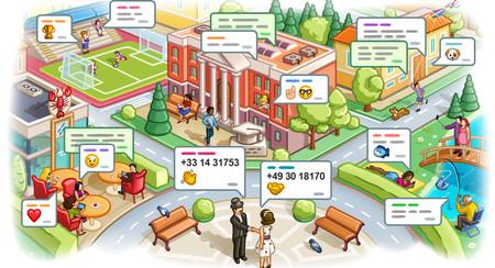 Telegram 5.8: añadir contactos cercanos, chats de ubicaciones y más novedades