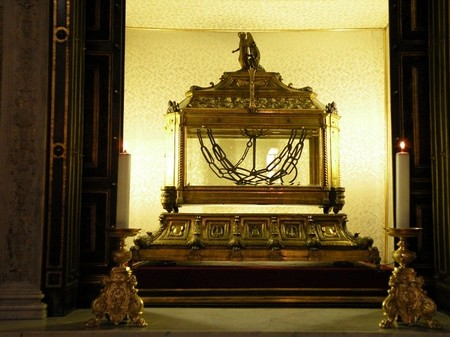 Roma: San Pietro in Vincoli, el hogar de una obra maestra de Miguel Angel