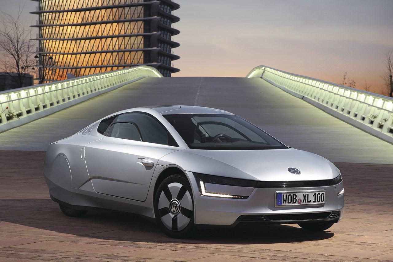 Foto de Volkswagen XL1 2013 (12/49)