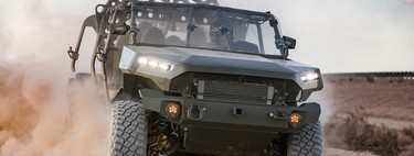 General Motors dará guerra con este todoterreno tras firmar un contrato de 214 millones con el Ejército de EEUU