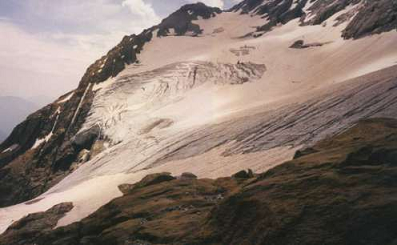 Declarado Monumento Nacional el Glaciar pirenaico del Monte Perdido
