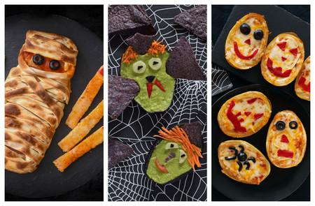 El Halloween más salado en 25 recetas de snacks