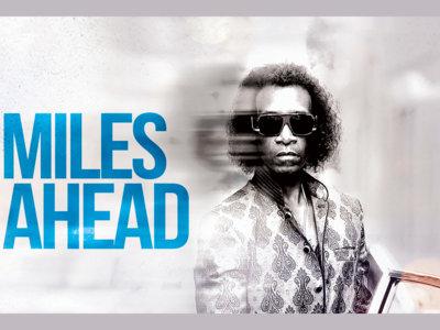 'Miles Ahead', vibrante y caleidoscópica