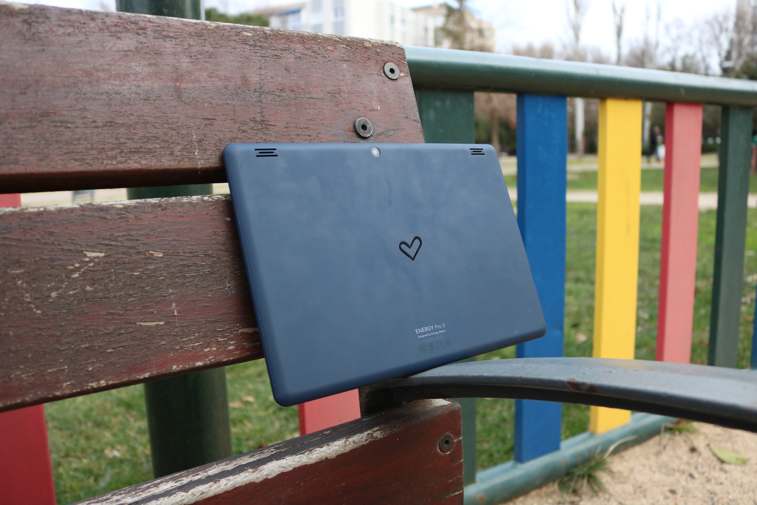 Foto de Diseño Energy Tablet Pro 3 (1/12)