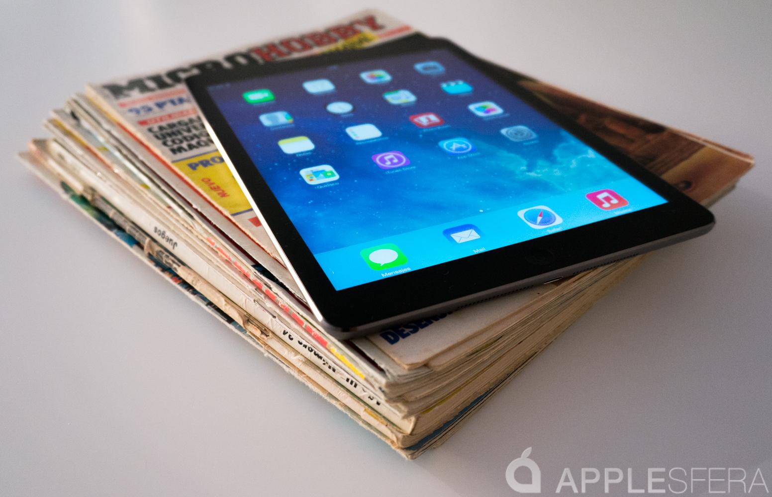 Foto de Así es el nuevo iPad Air (31/34)