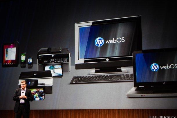 webOS en ordenadores