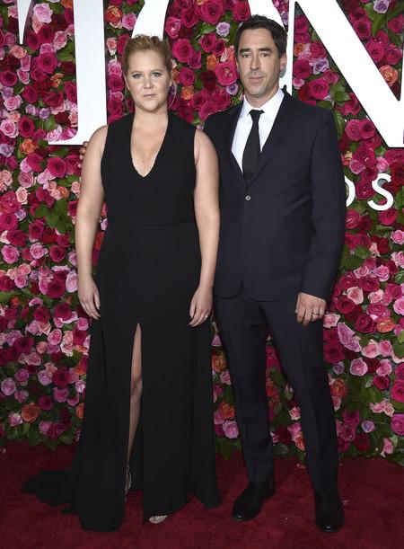 alfombra roja tony awards Amy Schumer