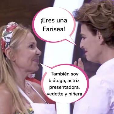 Antonia Dell'Atte anuncia medidas legales contra Ana Obregón por acusarla de falsificar la denuncia de malos tratos contra Alessandro Lequio