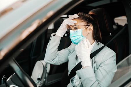 Así es el estrés de los conductores en la era COVID-19