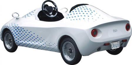 Pius: un coche destinado a que los estudiantes se acerquen a la mecánica de vehículos eléctricos
