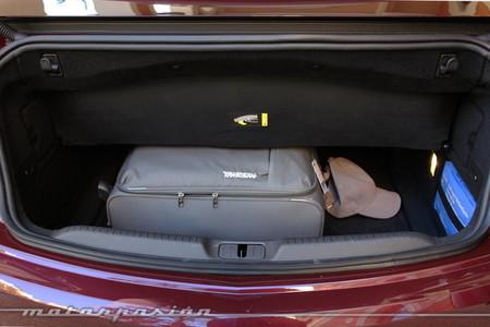 Maletero Opel Cabrio 2013