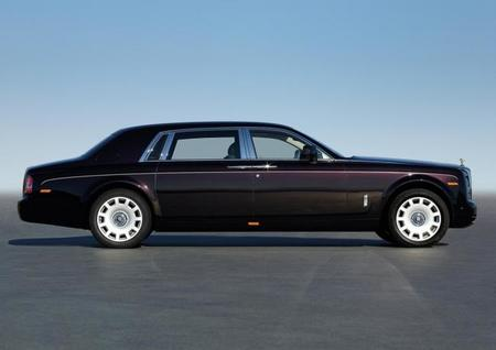 Rolls-Royce Phantom II: póngame cinco