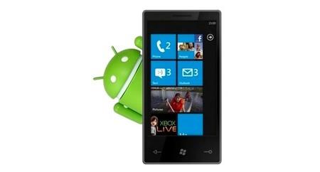 Podríamos ver dispositivos Windows y Windows Phone corriendo apps Android