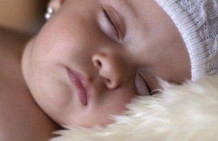 La foto de tu bebé: los dulces sueños de Aran
