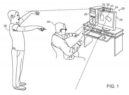 Patente Reconocimiento Facial Apple Gestos