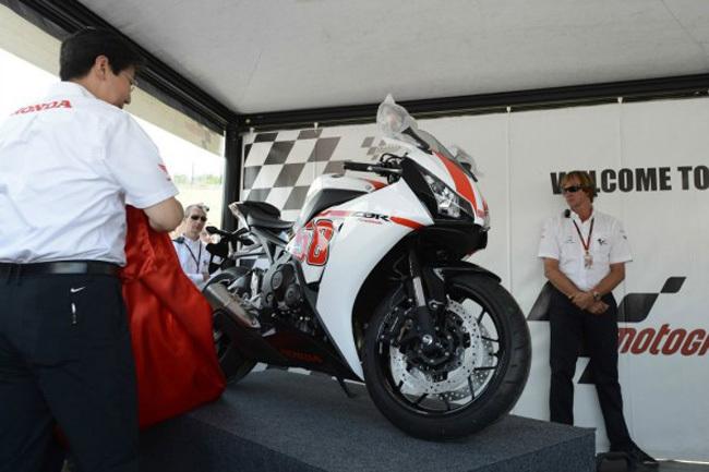 Honda CBR1000RR 58 Sic Special Edition