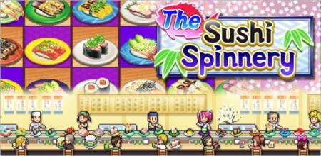 Kairosoft demuestra que sigue siendo bueno con The Sushi Spinnery