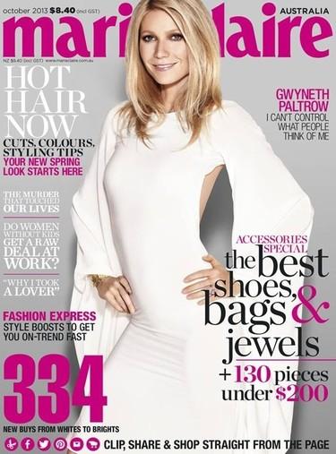 ¿Más retoños para Gwyneth Paltrow ? ¡Ojalá!