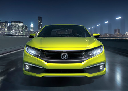 Honda Civic 2019 18
