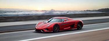 ¡Increíble! Cada Koenigsegg Regera debe hacer un 0-300 km/h cuando se venden, y uno ha marcado nuevo récord: 11,65 segundos