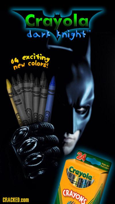 Foto de Batman tuneando objetos (2/15)