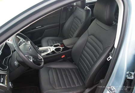Ford Fusion/Mondeo Hybrid Dearborn 07