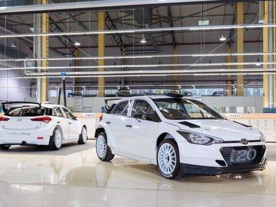 Dos Hyundai i20 R5 para el Campeonato de España de Rallyes de Asfalto 2017