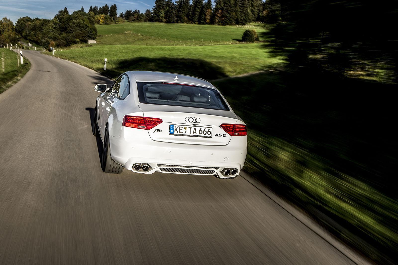 Foto de ABT Audi A5 Sportback (3/12)