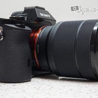 """Sony ya se sitúa como la segunda marca de cámaras """"full frame"""" con objetivos intercambiables  en Estados Unidos"""