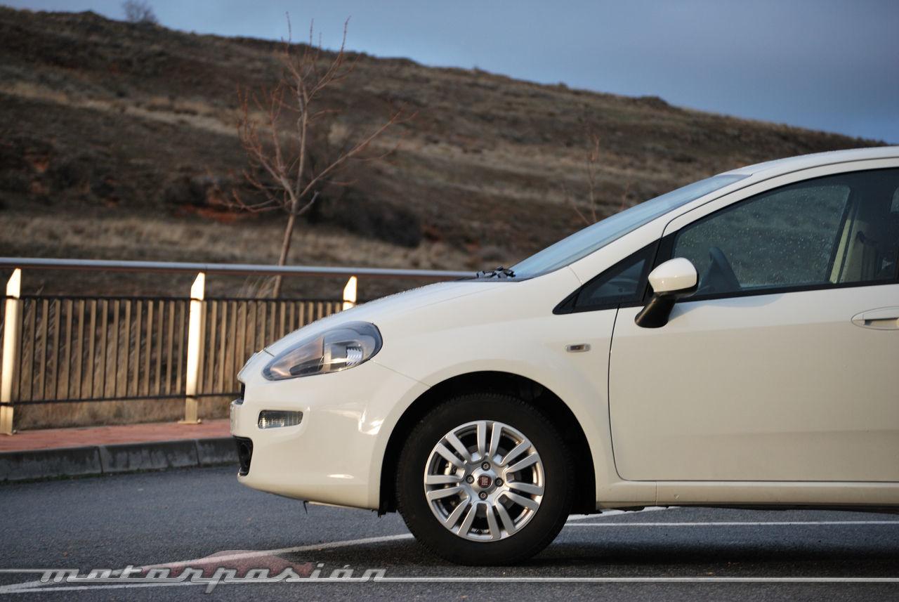 Foto de Fiat Punto 1.4 GLP (prueba) (33/70)