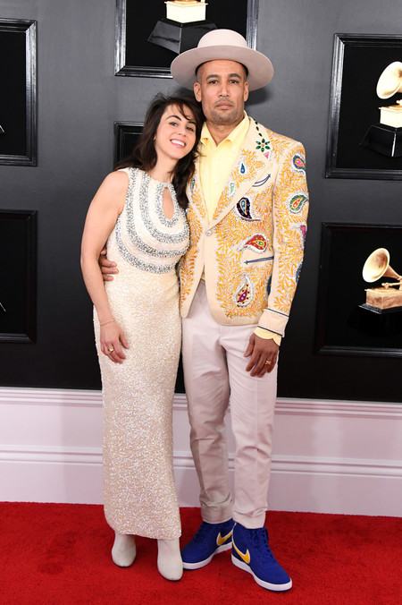 Ben Harper 61st Annual Grammy Awards Arrivals