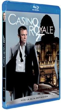 Sony regalará el Blu-Ray de la película 'Casino Royale' a las 500.000 primeras PS3 registradas