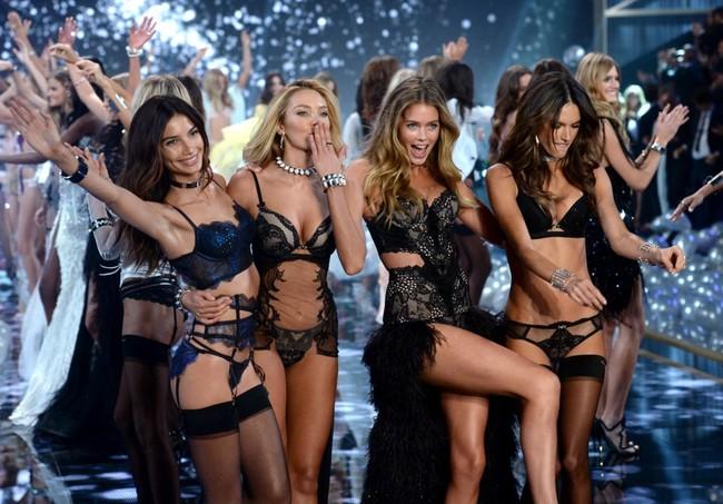 Modelos Angeles Victoria Secret