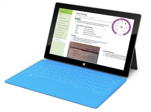 Surface One note