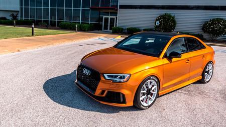 Audi RS3 Sedan APR