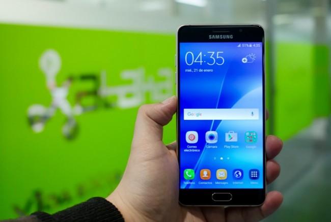 Galaxy A5 2 1