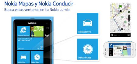 Nokia Drive y Nokia Maps se actualizan para la gama Lumia