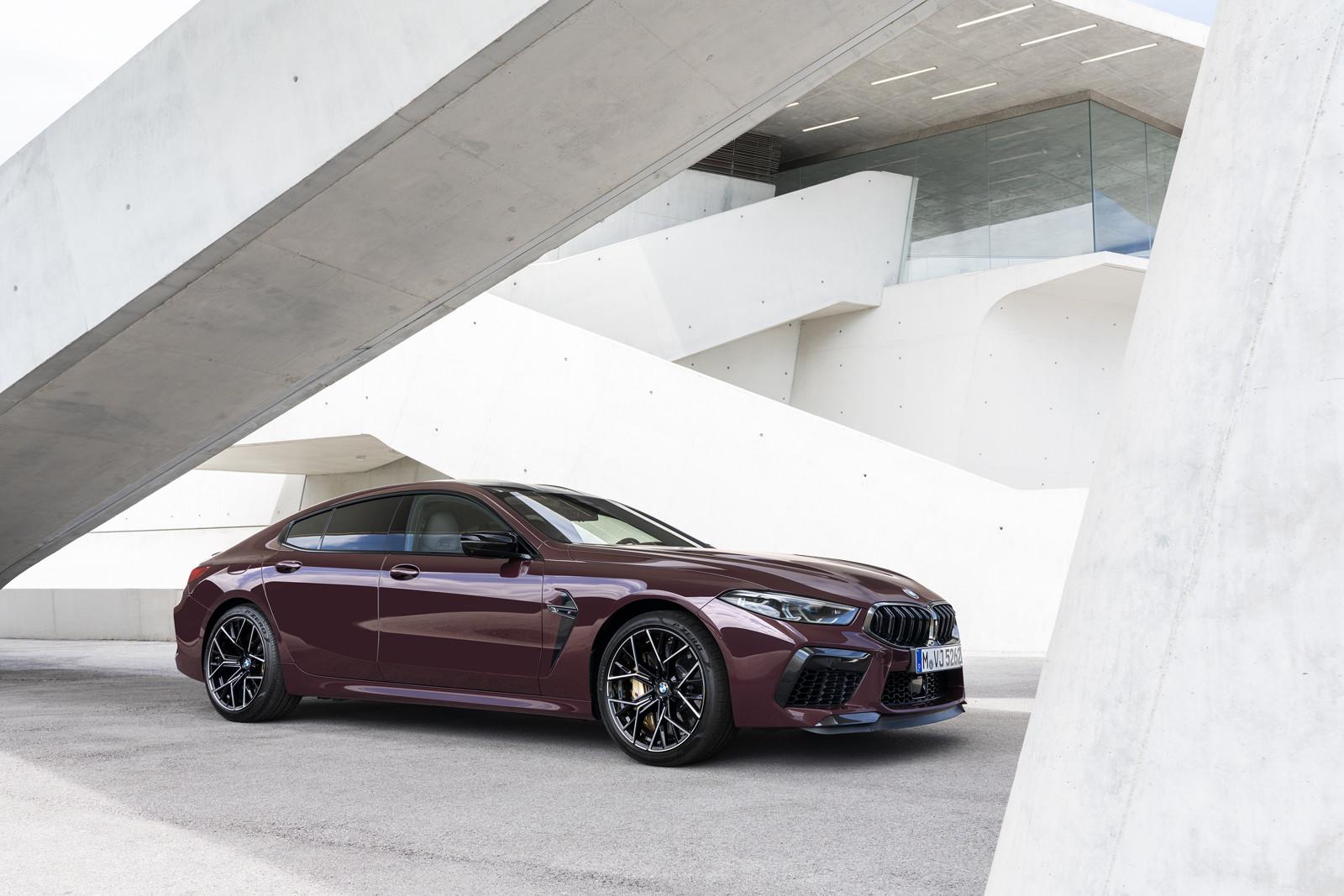 Foto de BMW M8 Gran Coupé 2020 (34/89)