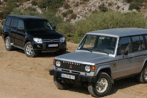 Adiós al Mitsubishi Montero: los orígenes y la evolución de todo un icono