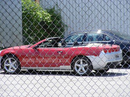 Chevrolet Camaro Convertible, confirmado para 2011