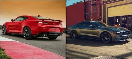 Chevrolet Camaro acelera y supera en ventas al Ford Mustang por segunda vez