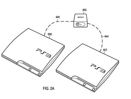 La nueva y alucinante patente de Sony... conectar dos PS3 para obtener videojuegos holográficos