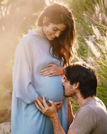 Adoramos el anuncio de Ian Somerhalder y Nikki Reed pero que no lo llamen como el de Liam Payne y Cheryl